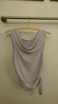 Lavender top, tag size L, but fits size s Calgary, T3K 0N4