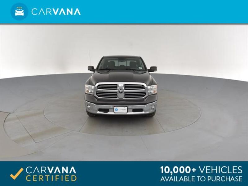 2016 Ram 1500 Crew Cab pickup Big Horn Pickup 4D 5 1/2 ft Gray <br 18