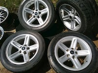 "Barelyused 18""SVTRacing wheels&NittoTires TRK/SUV Hyattsville, 20785"