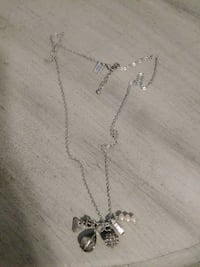 Necklace with charms from American Eagle