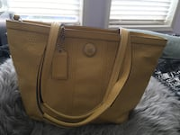 brown leather 2-way bag Calgary, T2H