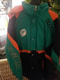 green and red zip-up jacket Las Vegas, 89131