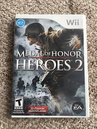 Medal of Honor 2: Heroes - Wii Fairfax