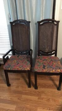 Dining room chairs Houston, 77095