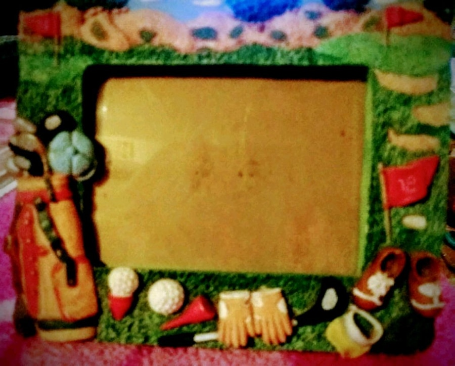 Photo LITTLE TYKES SPORTY PICTURE FRAME