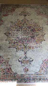 Brand new multi-coloured rug