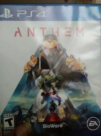 Game Anthem ps4