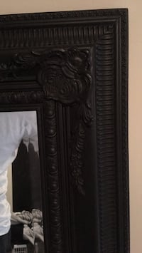 Good condition large size detailed framed mirror 58 inches by 34 inches Waterloo, N2K 4C9