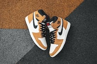 JORDAN 1 rookie of the year brand new with receipt 548 km