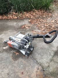 Norton GC55 early entry concrete saw