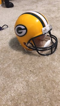 greenbay packers american football helmet decoration  Frederick, 21704