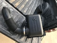 02-16 Dodge Ram air box with hose and new filter Dover, 19901