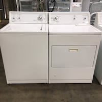 KENMORE WASHER AND DRYER HEAVY DUTY SUPER CAPACITY PLUS VERY CLEAN  Santa Ana, 92703