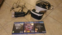 Ps4 vr + 2 ps move + ps camera+ 3 giochi vr Mentana, 00013