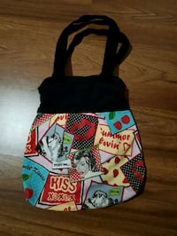 Comic book style purse/bag Tillsonburg, N4G 2V9