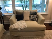 Arhaus Oversided Chair Tampa, 33618