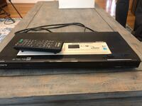 Sony DVD player 37 km