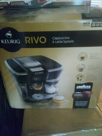 keurig rivo cappuccino and latte system Irving, 75062