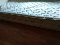 quilted white and gray mattress SINGAPORE