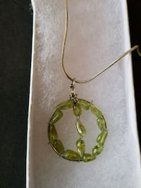 Peridot Necklace  Dayton, 45405