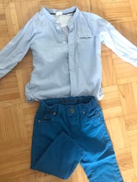 Baby 12-18m set( Guess and H&M) Toronto, M9C 2A6