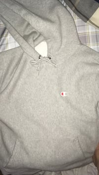 Champions hoodie size large
