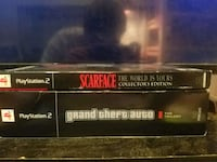 Grand Theft Auto: Trilogy & Scarface PS2 Baltimore, 21224