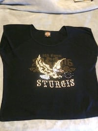 Ladies 2x 66th Annual Sturgis Tank Top. Surrey, V3X 0B1
