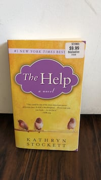 The Help by Kathryn Stockett (Book) Gilroy, 95020