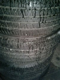 All season tires in good shape  Stony Plain, T7Z 1G3