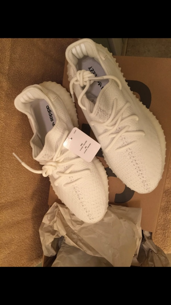 cb5280b125d9d Used Yeezy 350 boost (new) sz 10 for sale in Sunnyvale - letgo