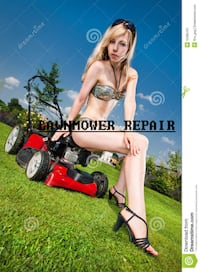 *READ THE AD DESCRIPTION CAREFULLY BEFORE MESSAGING ME - Lawnmower Repair -2 & 4 Cycle Small Engine Repair*