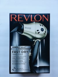 Travel Hair Dryer - Brand New