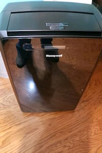 Honeywell portable air conditioner with dehumidifier