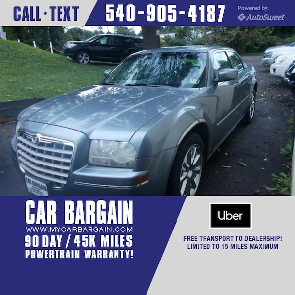 2007 Chrysler 300-Series Limited