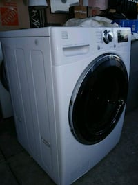 white front-load clothes washer and dryer set Simi Valley, 93063