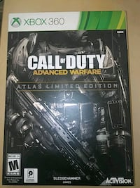 Call of duty advanced warfare (limited edition) 17 mi