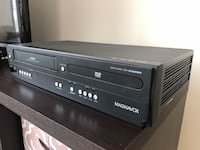 VHS/ DVD player  Arlington, 22203