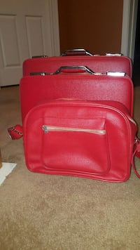 Set of 3 Vintage American Tourister Luggage  Townsend, 19734
