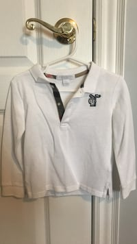 Burberry authentic shirt children 2T Mississauga, L5W 1T7