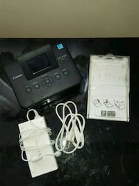 black Nintendo DS with charger Winnipeg, R2J 3S2