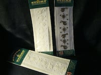 $3 Each *** Real Wax - Decorate Candles with Candle Wax Cutouts