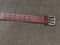 Men's brown leather adjustable  belt Hacienda Heights, 91745