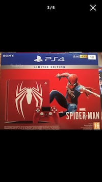 Ps4 Spiderman Limited Edition Alessandria, 15121