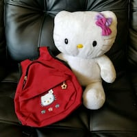 Hello KITTY & purse Laval, H7S 1L4