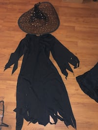 Witchy Witch child medium costume  West Covina