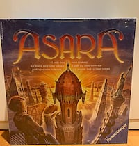 Asara Board Game Strategy Ravensburger  Oakville, L6H 3G1
