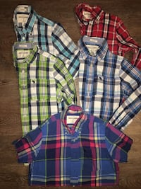 AF Boys dress shirts  Large Mississauga, L5J 1C6