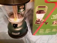 Coleman rugged rechargeable family-size lantern  Goose Creek