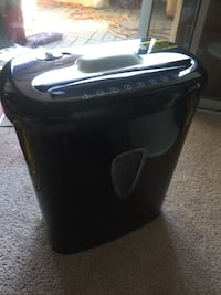 Micro-cut paper shredder, security level P-4 Las Vegas, 89128